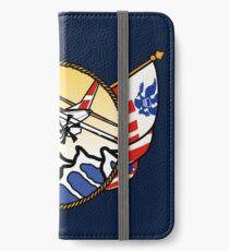 Flags Series - US Coast Guard C-27 Spartan iPhone Wallet/Case/Skin