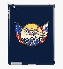 Flags Series - US Coast Guard C-27 Spartan iPad Case/Skin