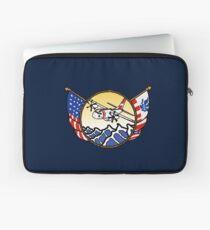 Flags Series - US Coast Guard C-27 Spartan Laptop Sleeve