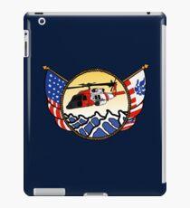 Flags Series - US Coast Guard MH-60 Jayhawk iPad Case/Skin