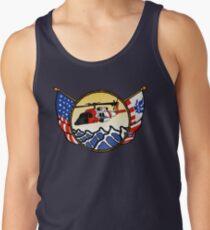 Flags Series - US Coast Guard MH-60 Jayhawk Tank Top
