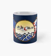 Flags Series - US Coast Guard C-130 Hercules Classic Mug