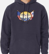 Flags Series - US Coast Guard C-130 Hercules Pullover Hoodie