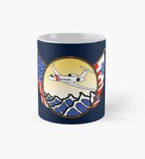 Flags Series - US Coast Guard HU-25 Guardian Classic Mug