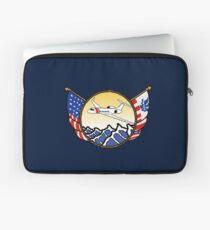 Flags Series - US Coast Guard HU-25 Guardian Laptop Sleeve