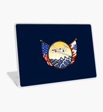 Flags Series - US Coast Guard HU-25 Guardian Laptop Skin
