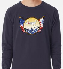 Flags Series - US Coast Guard HU-25 Guardian Lightweight Sweatshirt