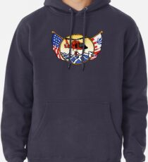 Flags Series - US Coast Guard HH-65 Swimmer Hoist Pullover Hoodie