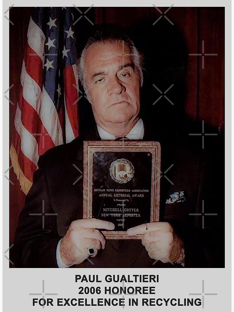 2006 Honoree Paul Gualtieri Poster by Fatima404