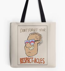 Respectacles Tote Bag