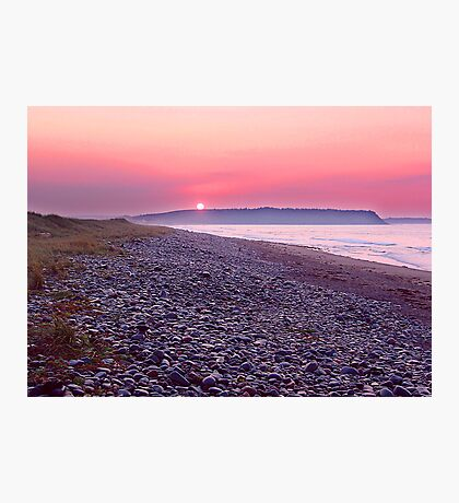 Atlantic Sunrise Photographic Print