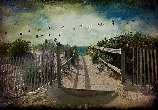 Seaside rendez-vous by MarieG