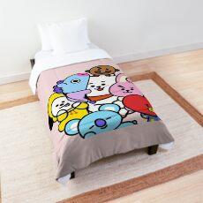 BTS BT21 Comforter