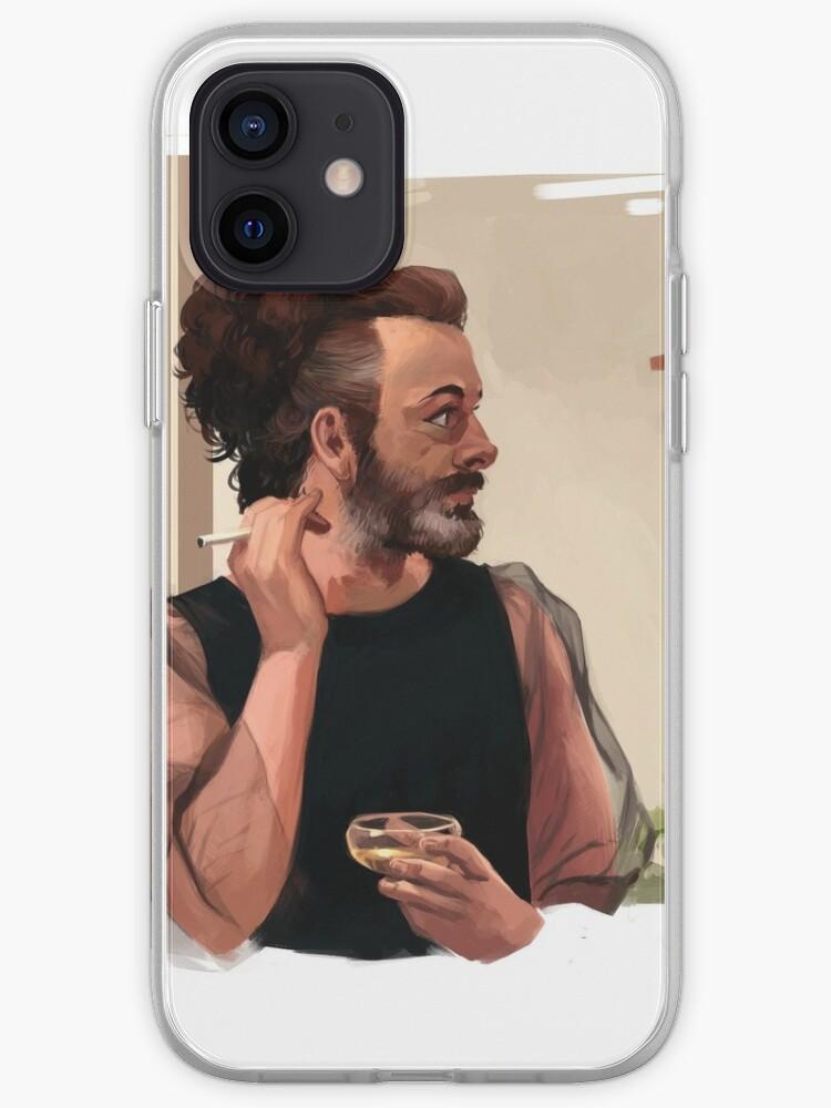 Mme Robinson   Michael Sheen   Coque iPhone