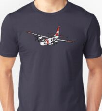 US Coast Guard C-27 Spartan Slim Fit T-Shirt