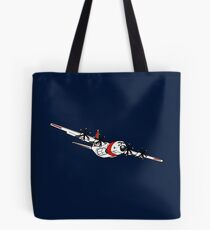 US Coast Guard C-130 Hercules Tote Bag