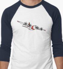 US Coast Guard C-130 Hercules Baseball ¾ Sleeve T-Shirt