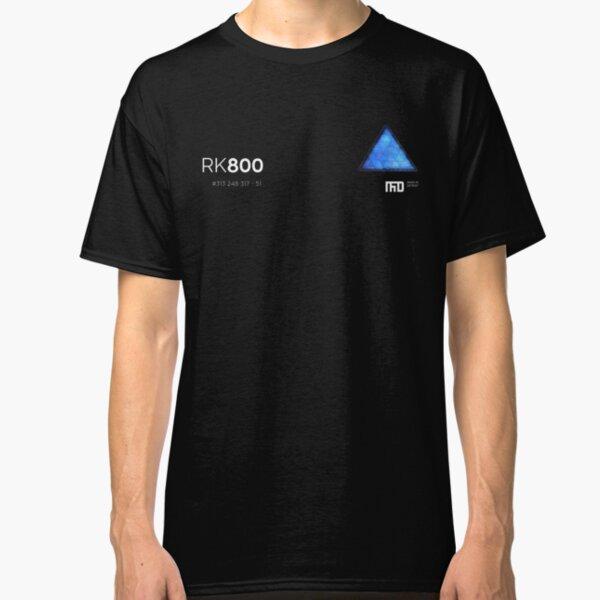 Connor's Uniform - Detroit Become Human Classic T-Shirt