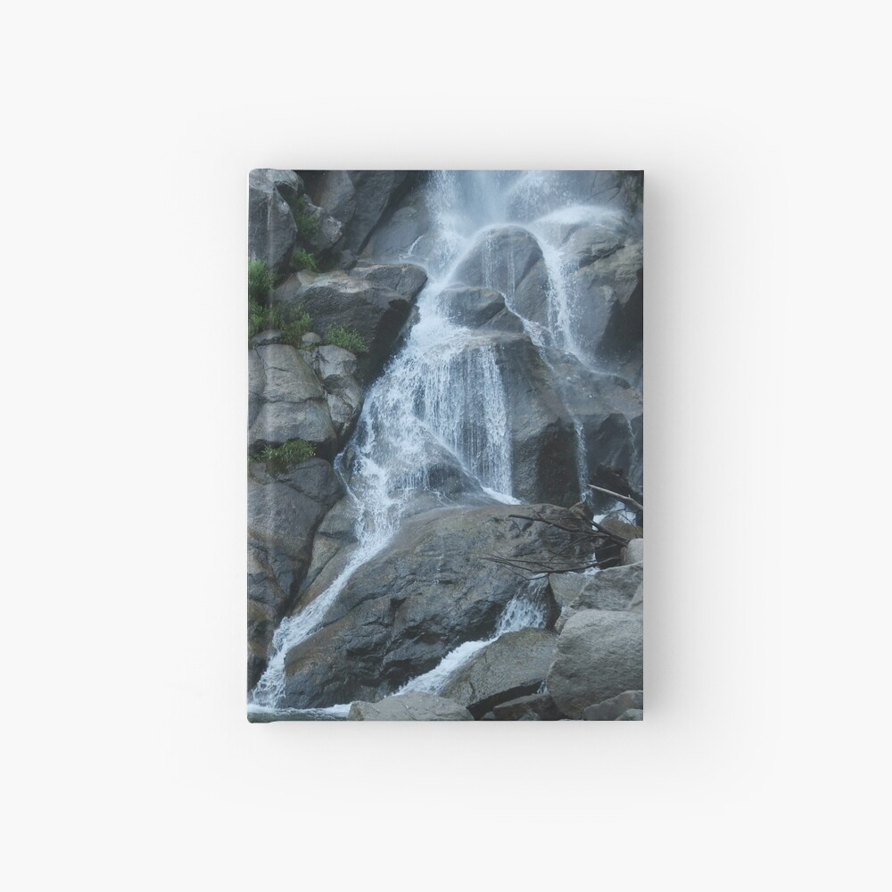 Grizzly Falls Hardcover Journal