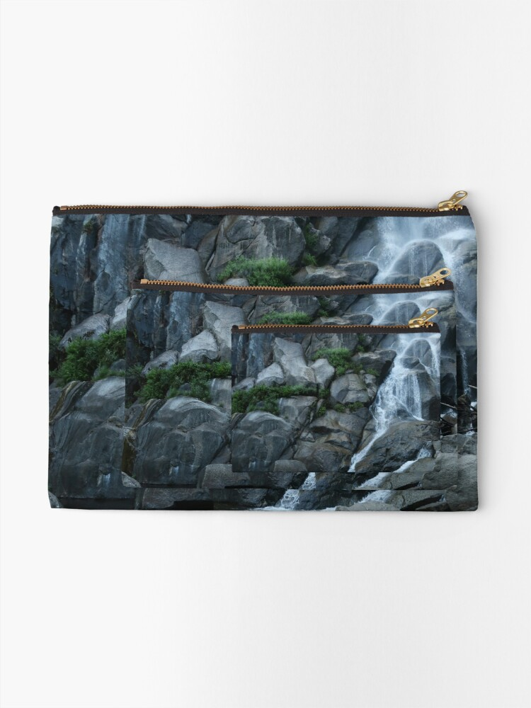 Alternate view of Grizzly Falls Zipper Pouch
