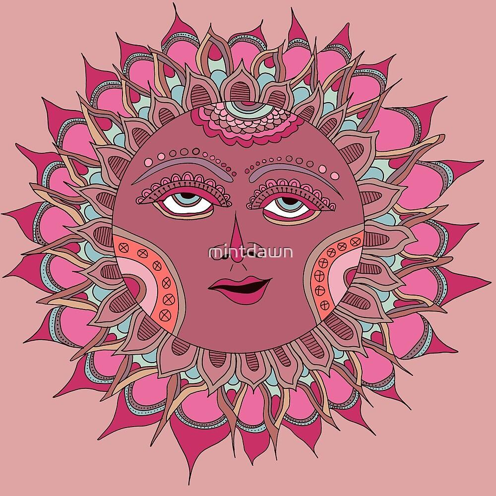 Gypsy Rose Sun by mintdawn