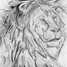 NikkiJo's 'Lion' by Art 4 ME