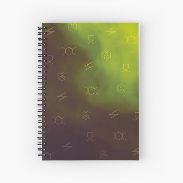 Pest Control - Cluster Collection Spiral Notebook