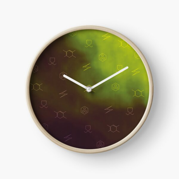 Pest Control - Cluster Collection Clock