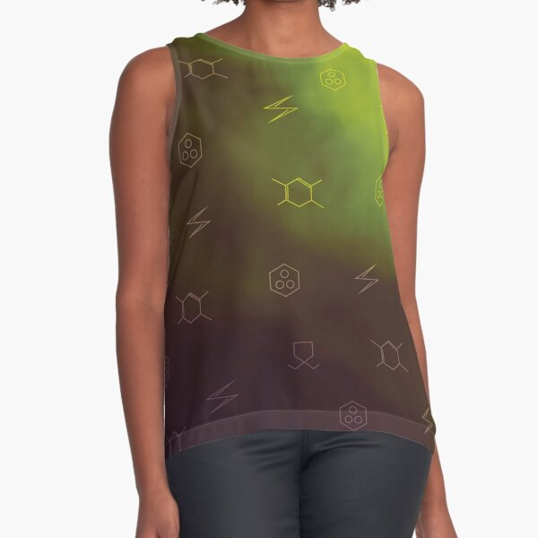 Pest Control - Cluster Collection Sleeveless Top