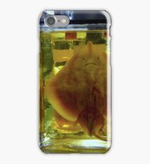 Unhappy Flatfish iPhone Case/Skin