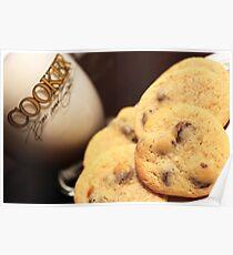 Cookies & Milk Poster