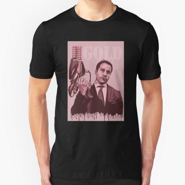 Ari Gold Entourage Slim Fit T-Shirt
