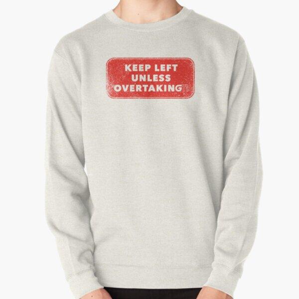 Gardez la gauche - GTI rouge Sweatshirt épais