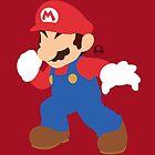 Mario - Super Smash Bros. by samaran