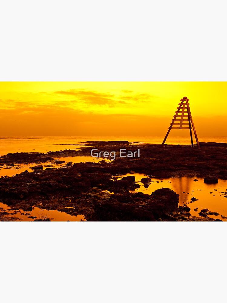 Golden Sunset by GregEarl