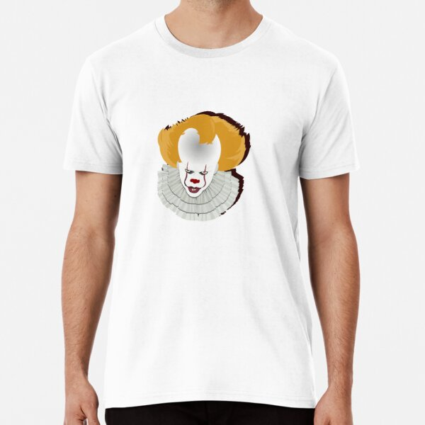Evil clown T-shirt premium