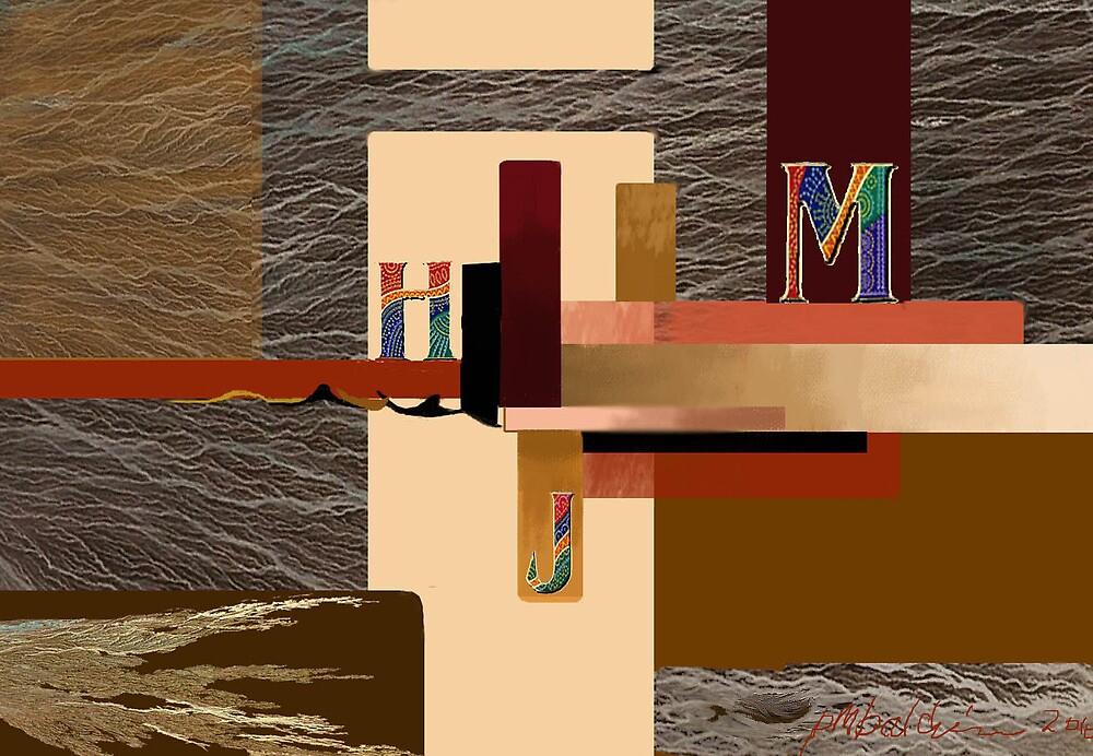 """""""H M J"""" by Patrice Baldwin"""