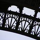 Eiffel Tower - Close Up 2 by minikin