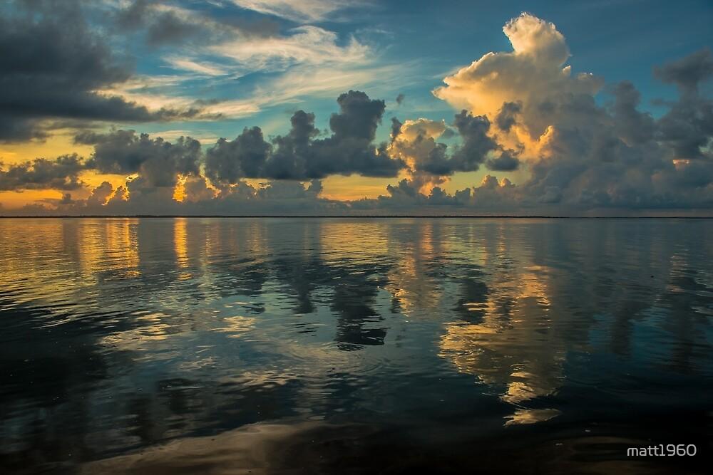 Sunrise Reflections by matt1960