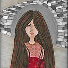 Mary Magdalene Weeps by LauriAnnLumby