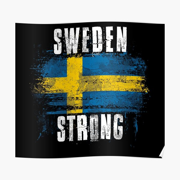 strong by sweden