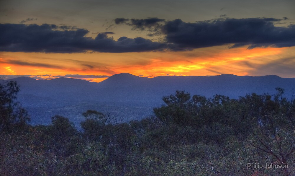 Light Show - Canberra, Australia - The HDR Experience by Philip Johnson