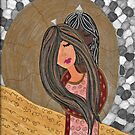Mary Magdalene and Her Beloved - Revealed and Concealed by LauriAnnLumby