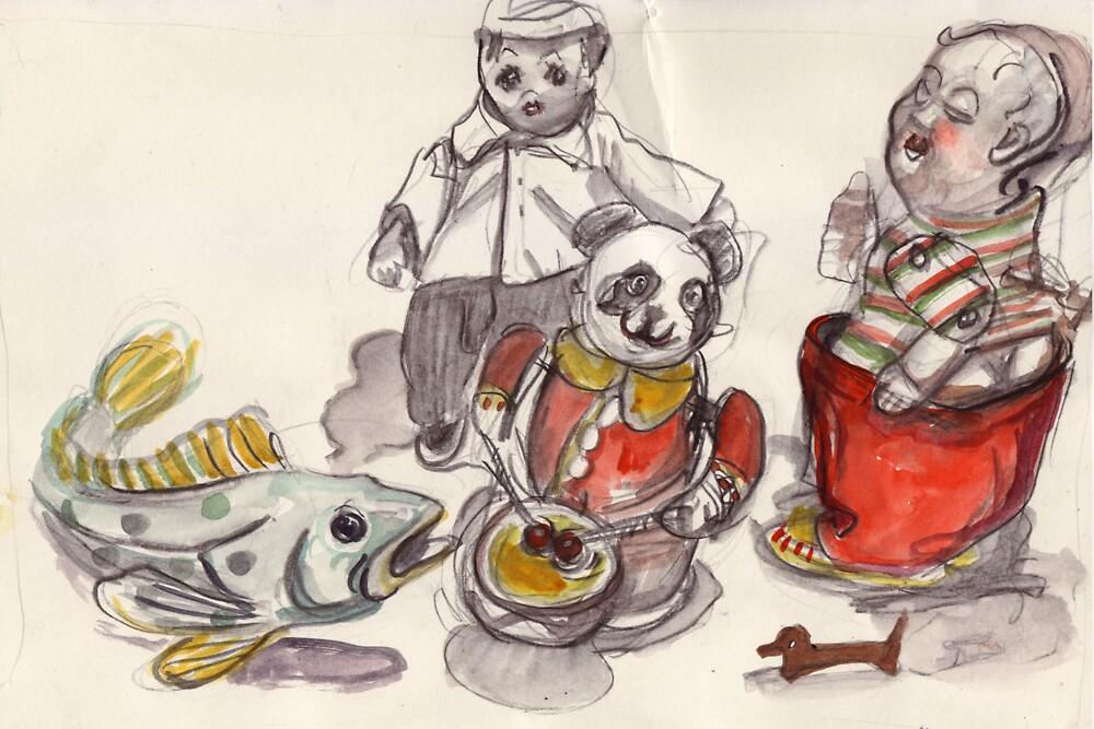 Fishy by WoolleyWorld