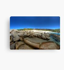 Bettys Beach, WA Canvas Print