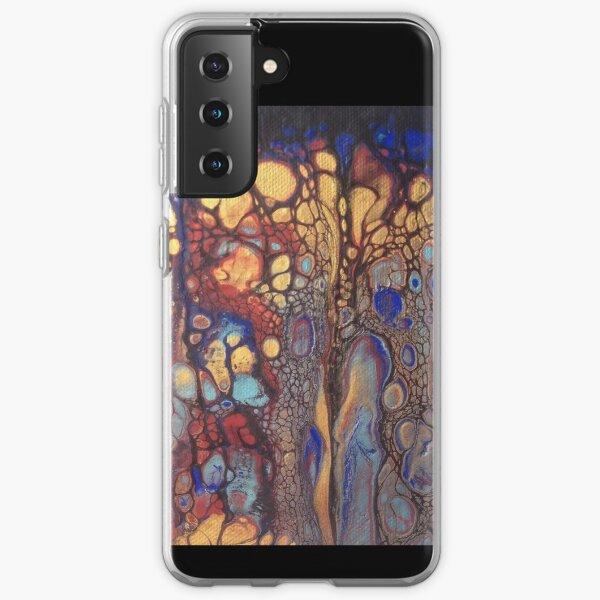 Cellular Explosion Samsung Galaxy Soft Case