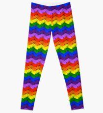 Rainbow Bricks Leggings