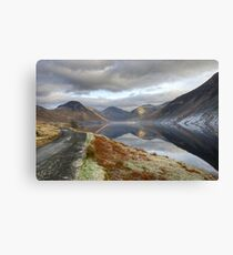 The Wasdale Road Canvas Print