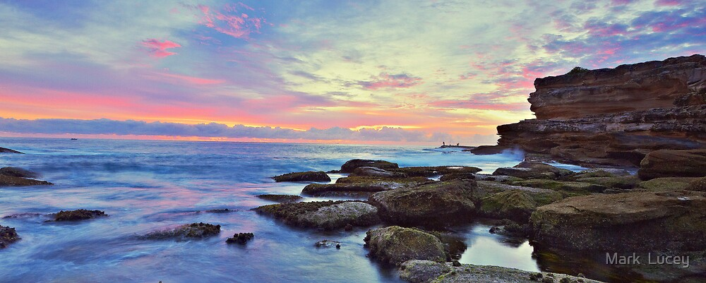 Rock Colour by Mark  Lucey