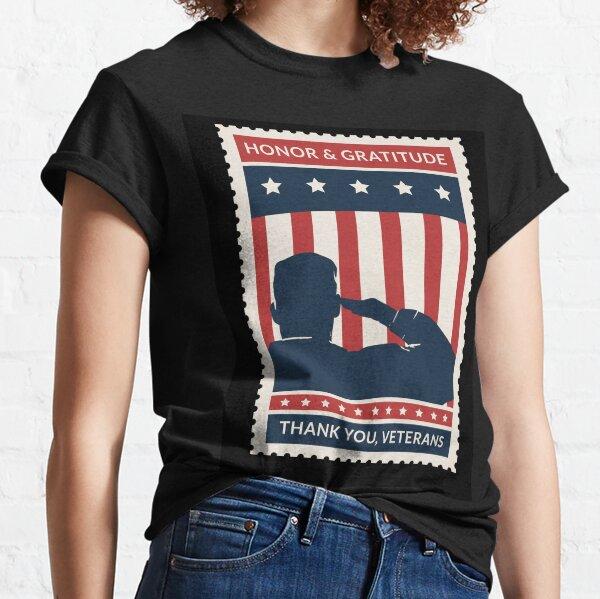 Veterans Classic T-Shirt